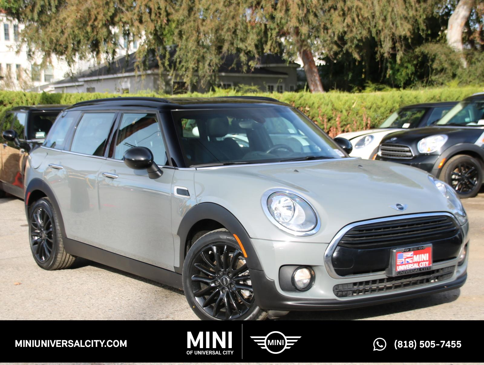 Certified Pre-Owned 2017 MINI Clubman