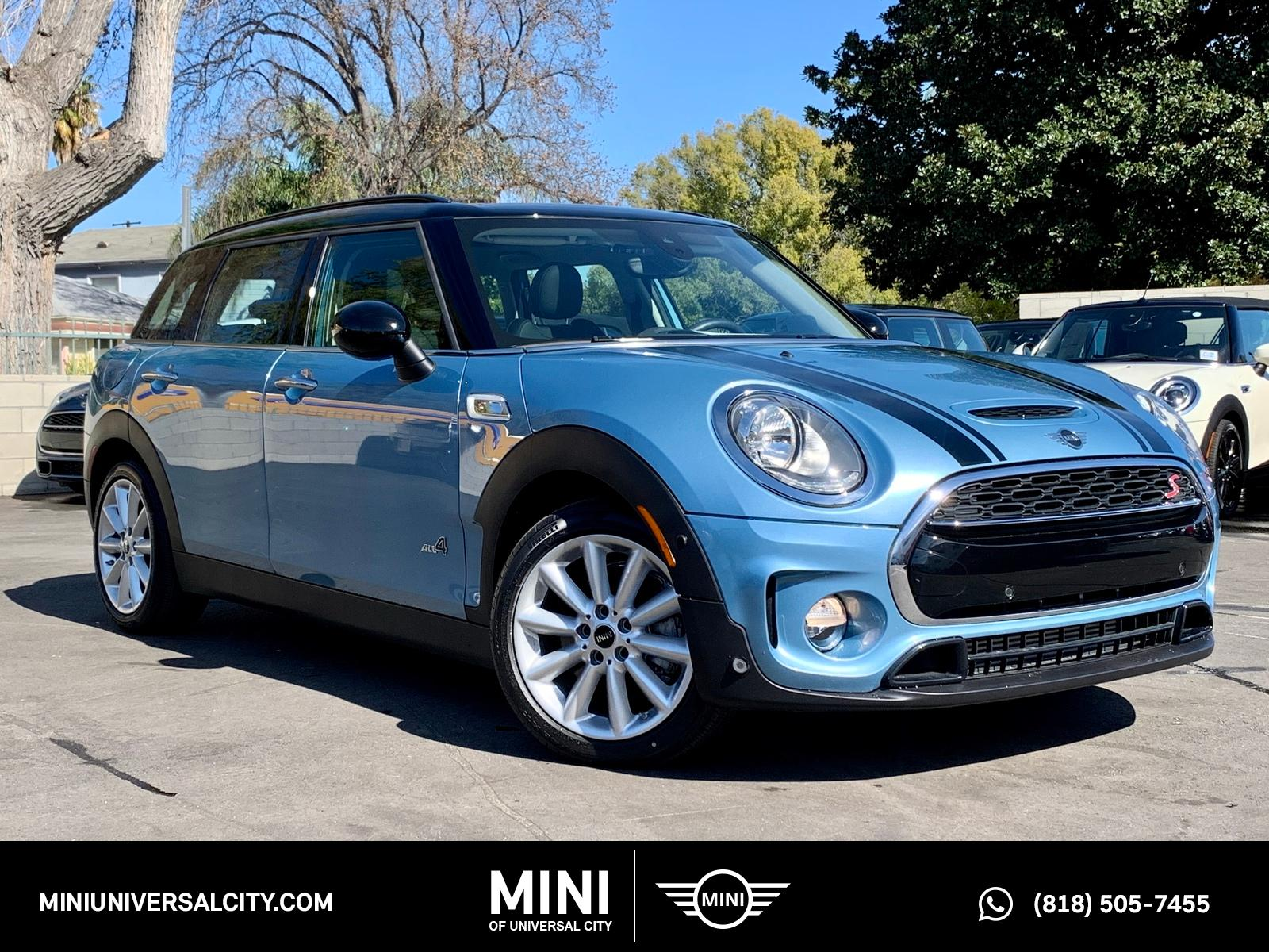 Pre-Owned 2019 MINI  Cooper S Clubman  S ALL4