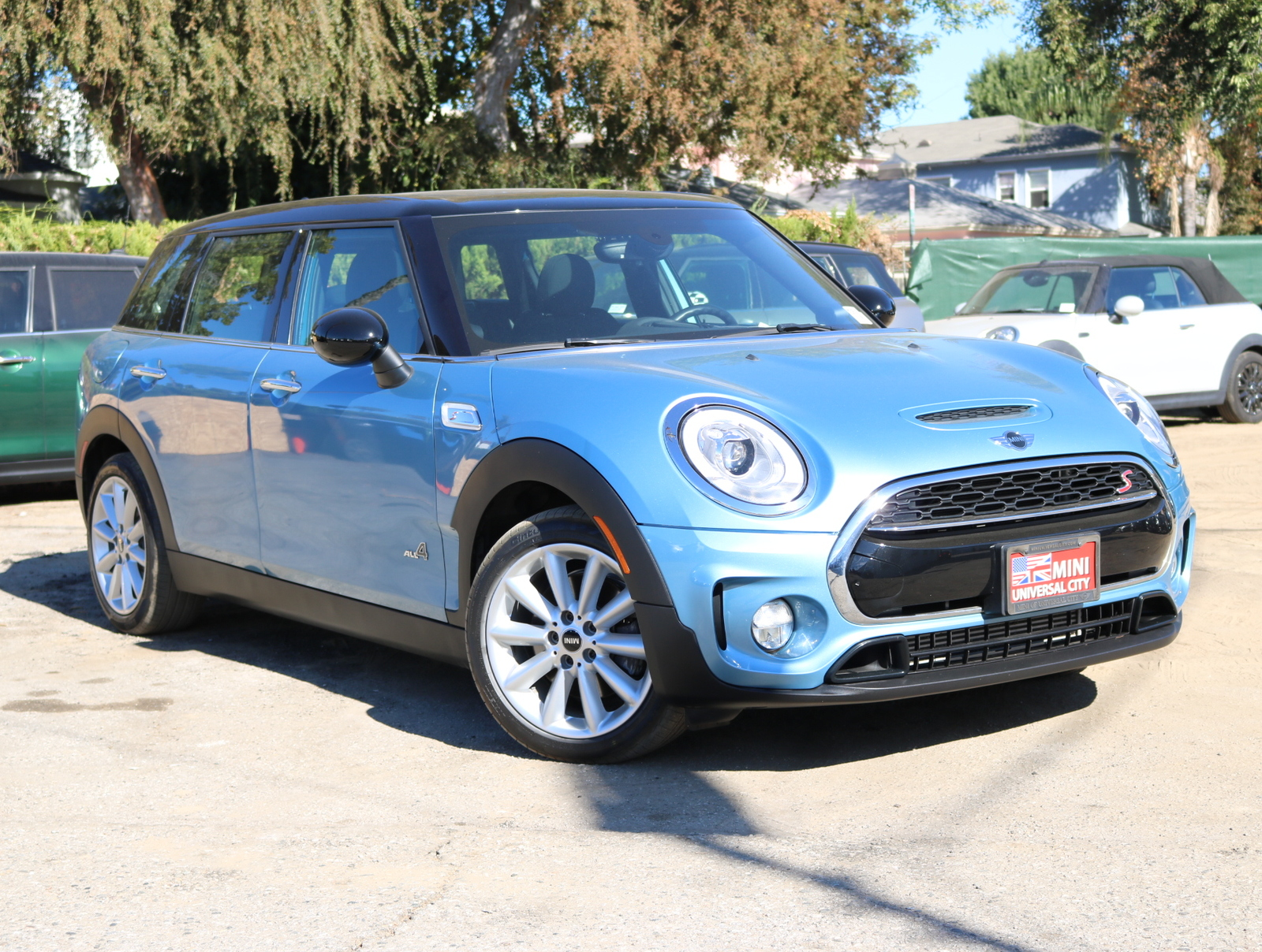 Certified Pre-Owned 2017 MINI Clubman Cooper S ALL4 Hatchback 4D