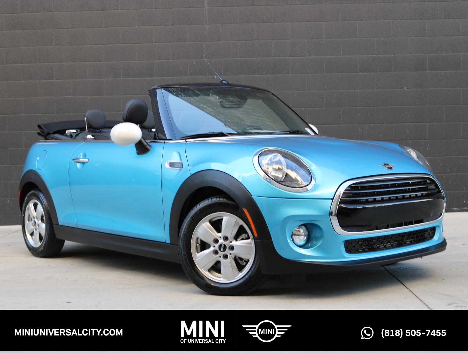 Pre-Owned 2019 MINI Cooper Convertible