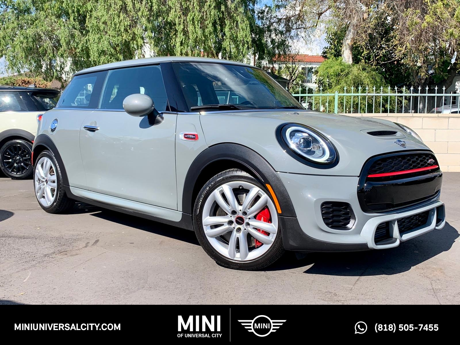 Pre-Owned 2019 MINI  John Cooper Works  Hardtop 2 Door