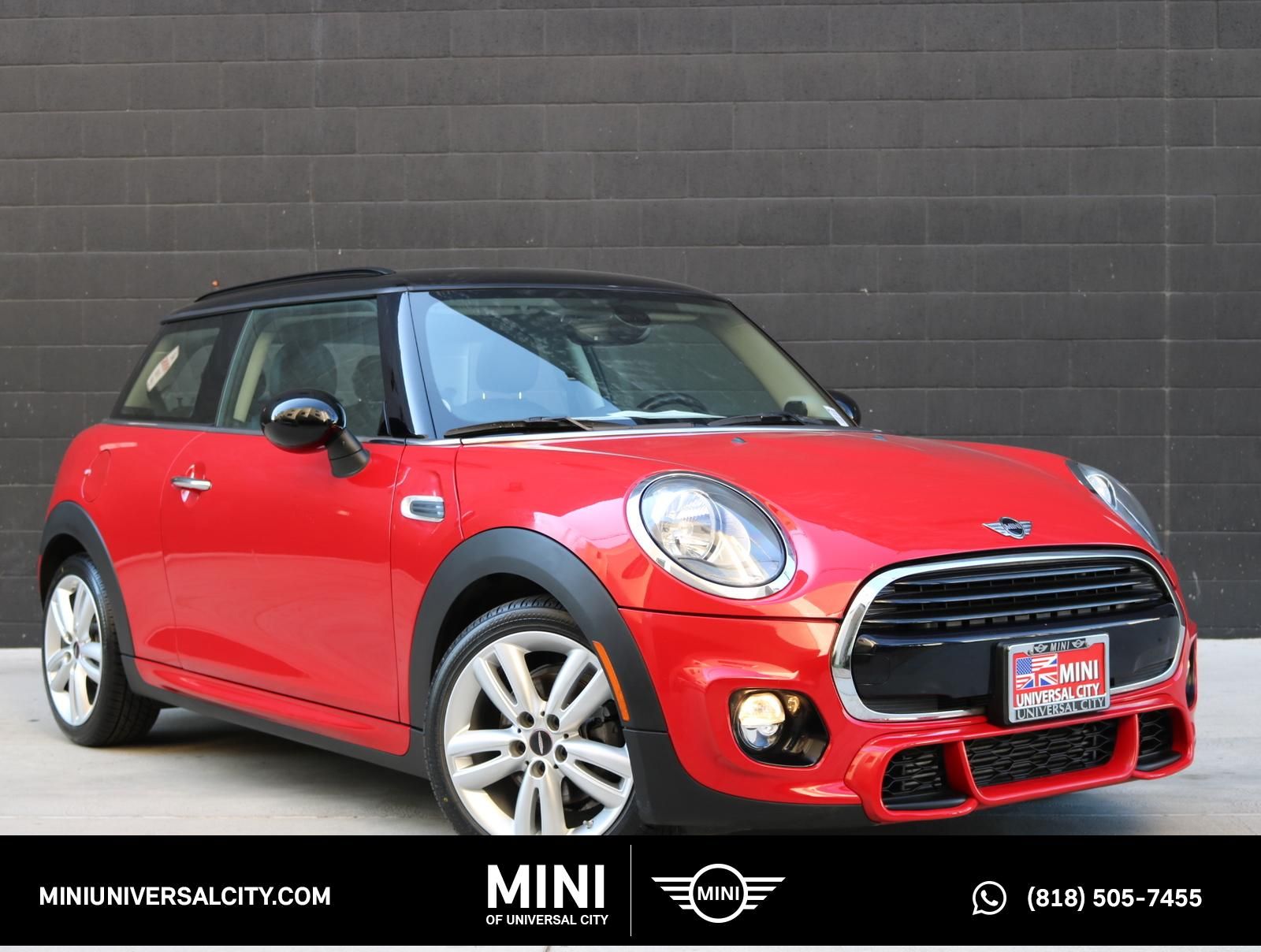 Certified Pre-Owned 2016 MINI Hardtop Cooper