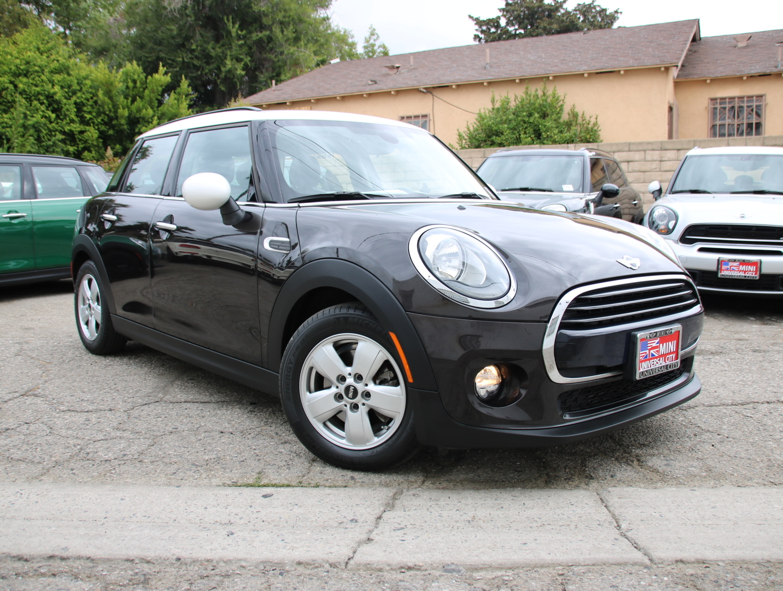 Certified Pre-Owned 2016 MINI Cooper Hardtop 4 Door Cooper Hatchback 4D