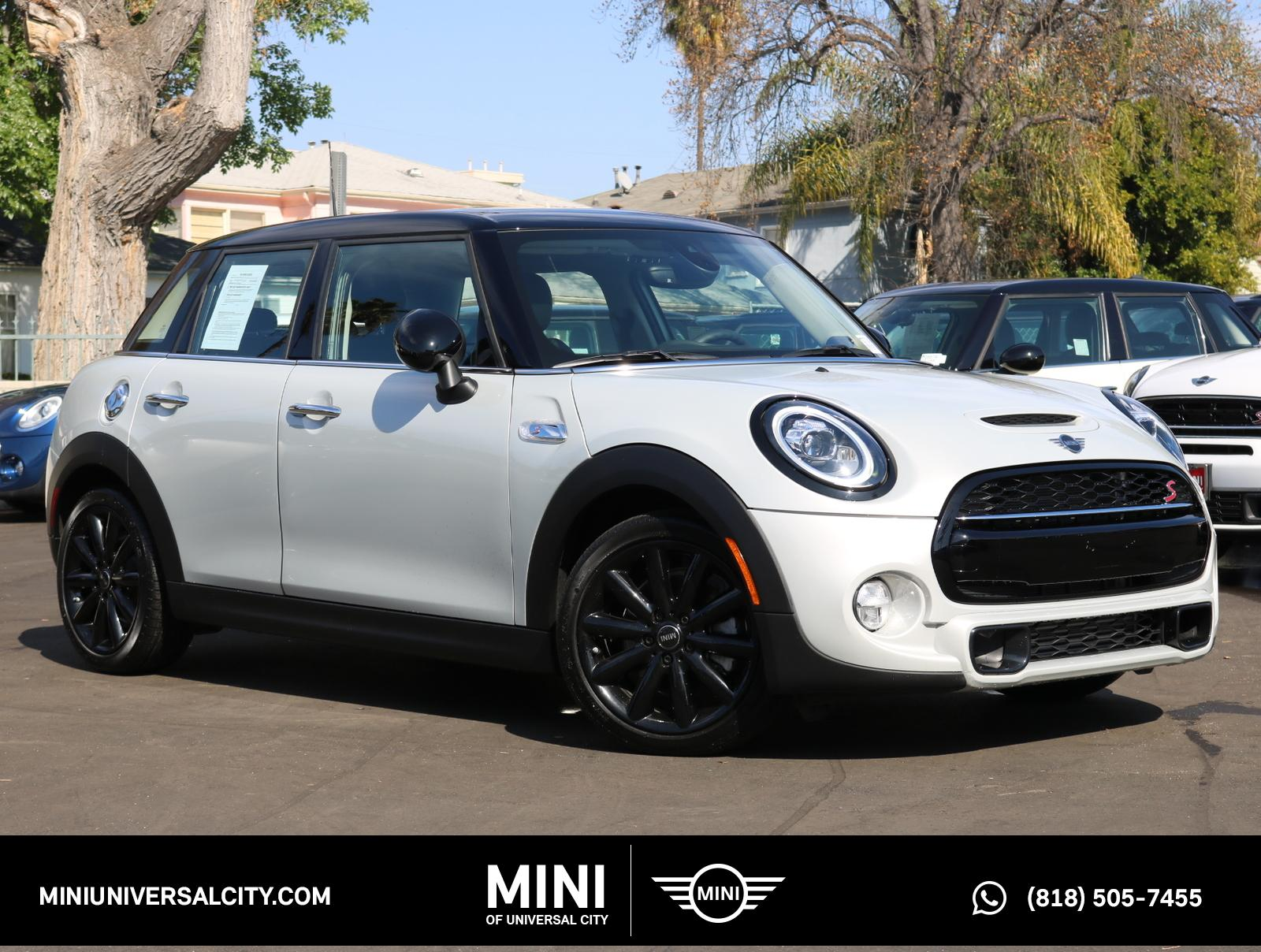 Pre-Owned 2019 MINI Cooper S Hardtop 4 Door