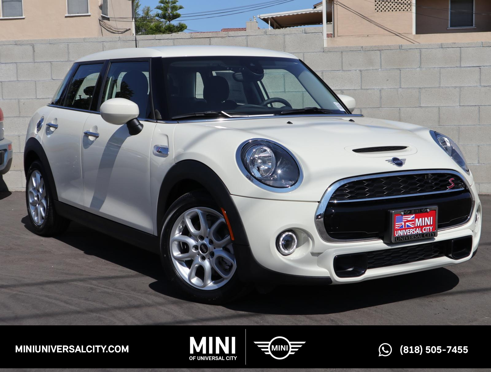 New 2021 MINI Hardtop 4 Door Cooper S