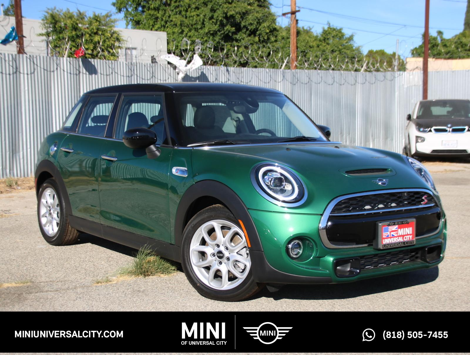 New 2020 MINI Cooper S Hardtop 4 Door