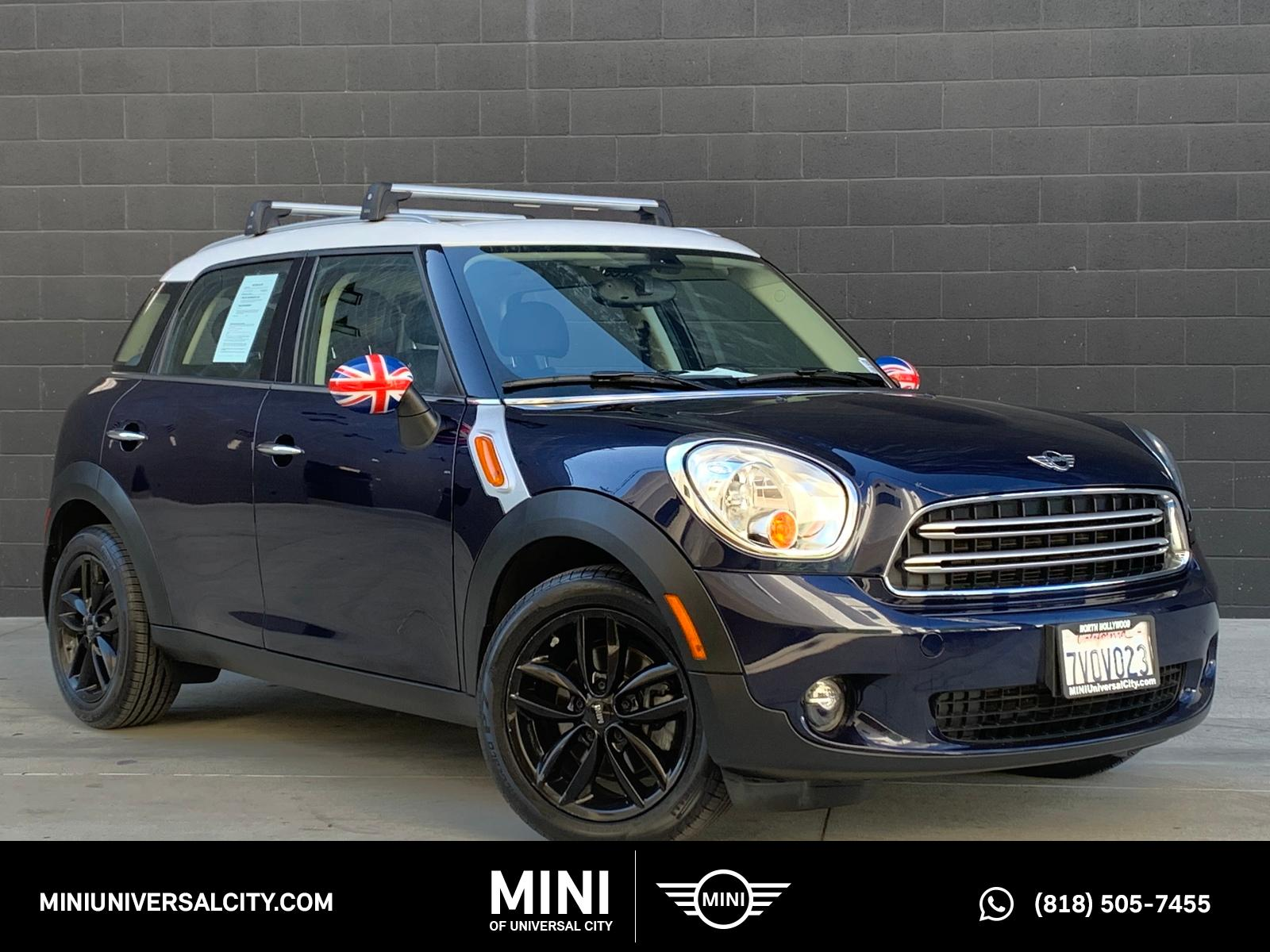Certified Pre-Owned 2016 MINI Countryman