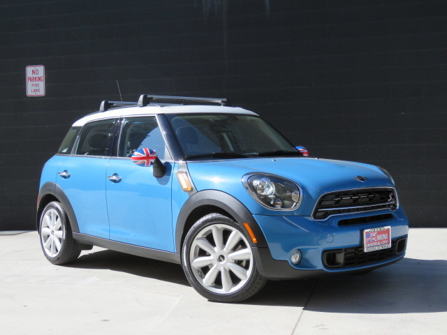 Certified Pre-Owned 2016 MINI Cooper Countryman Cooper S Hatchback 4D