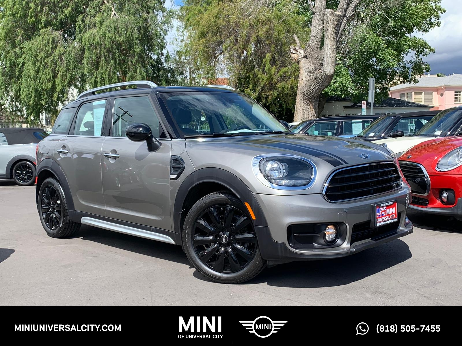 Certified Pre-Owned 2017 MINI Countryman