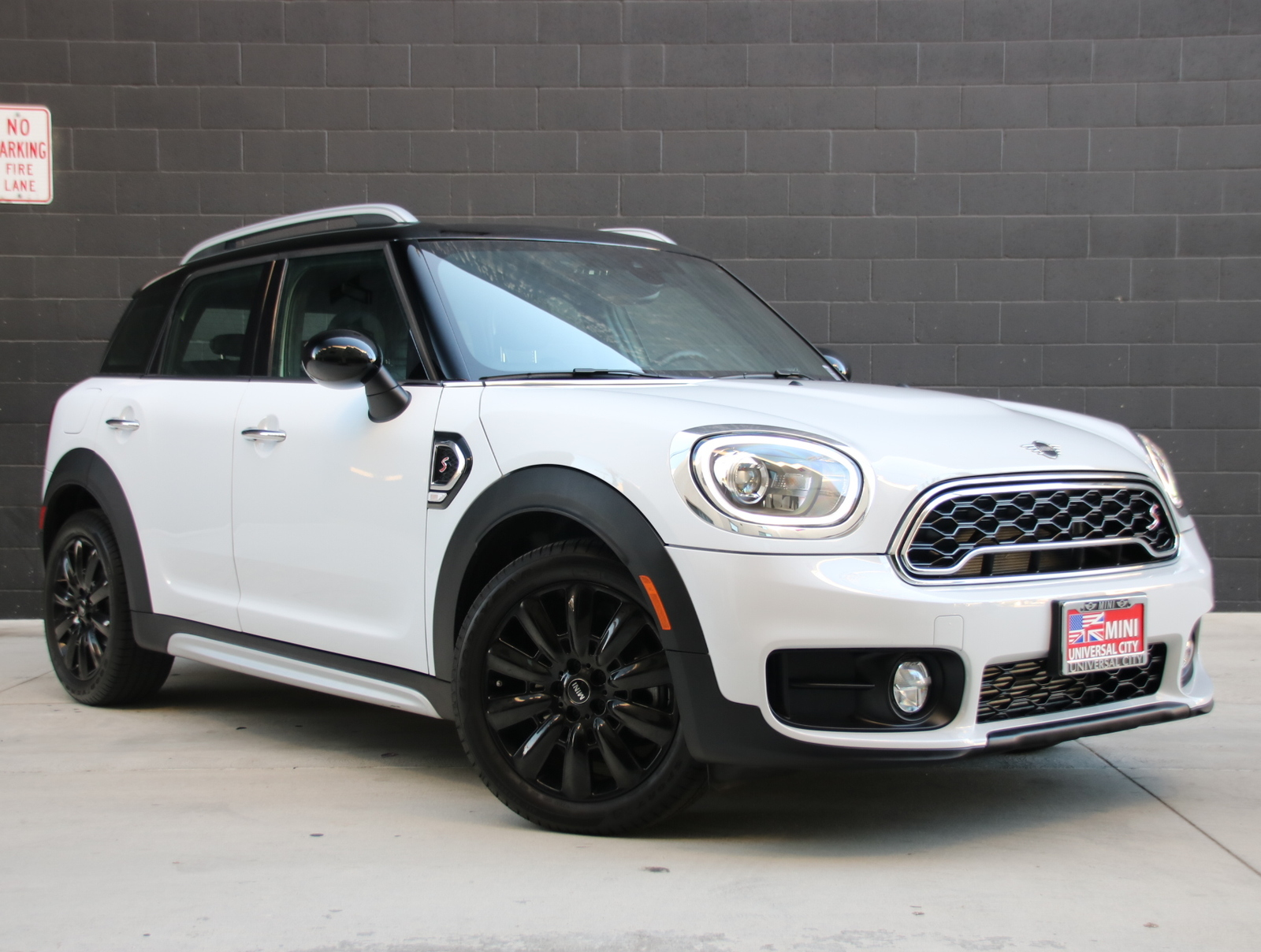 Pre-Owned 2019 MINI Countryman Cooper S Hatchback 4D