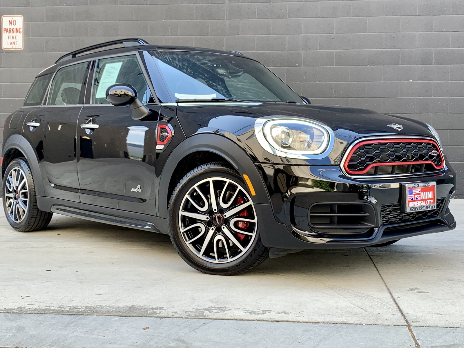 Pre-Owned 2019 MINI  Countryman  John Cooper Works