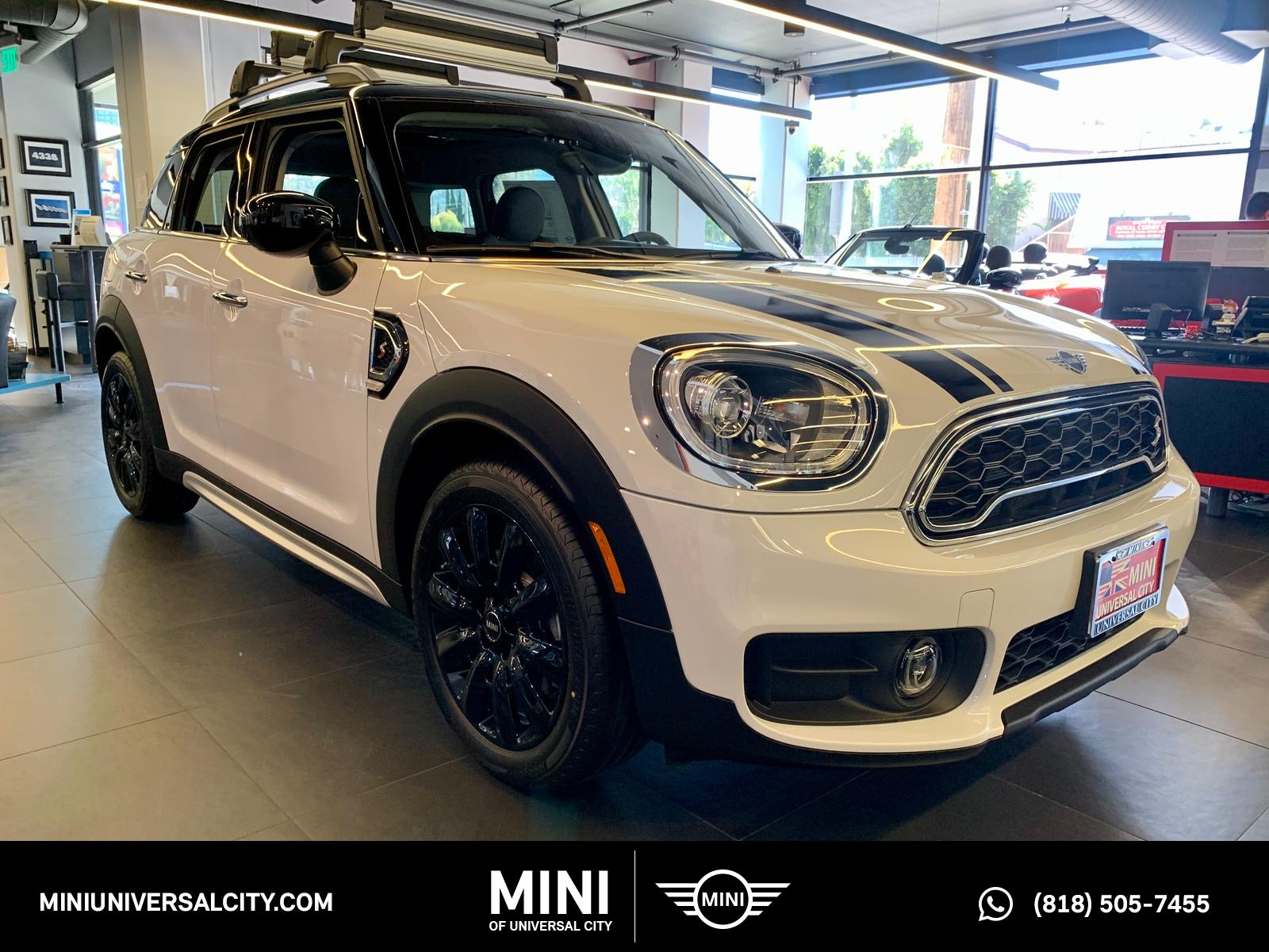 New 2020 MINI Cooper S Countryman S