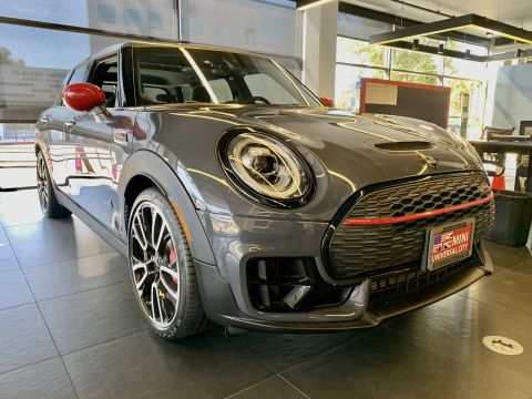 New 2020 MINI Clubman John Cooper Works