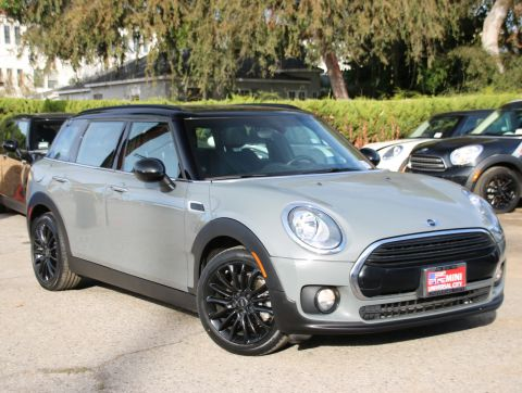 Certified Pre-Owned 2017 MINI Clubman Cooper Hatchback 4D