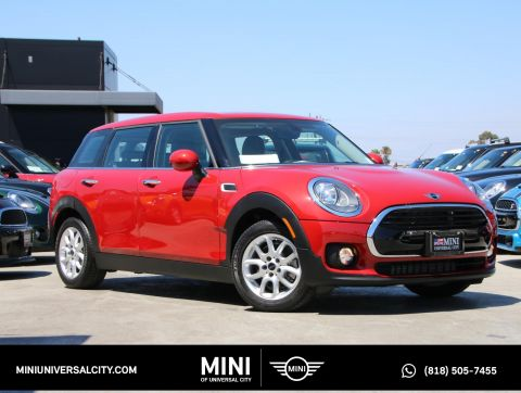 Pre-Owned 2018 MINI Clubman