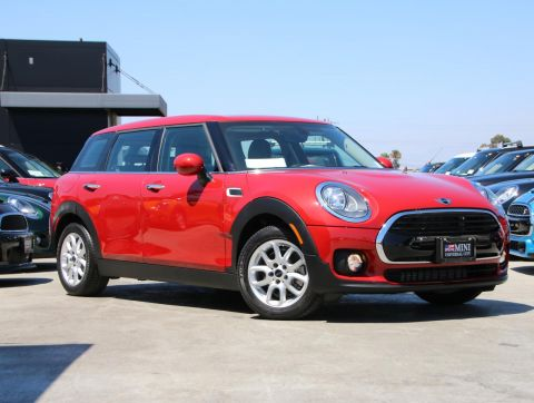 Pre-Owned 2018 MINI Clubman Cooper Hatchback 4D