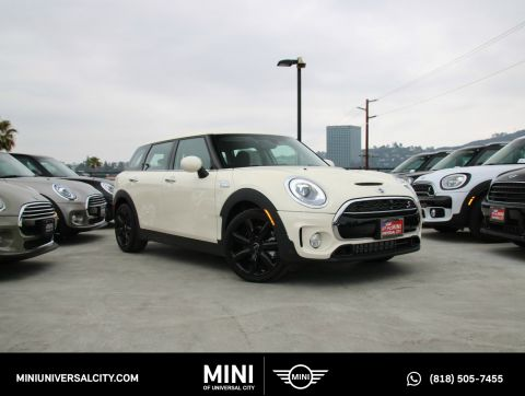 New 2018 MINI Clubman
