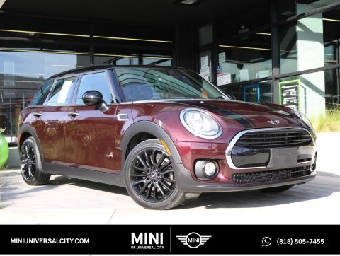 Certified Pre-Owned 2017 MINI Clubman ALL4