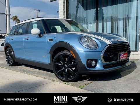 Pre-Owned 2017 MINI Clubman ALL4