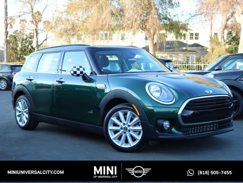 Pre-Owned 2018 MINI Clubman ALL4