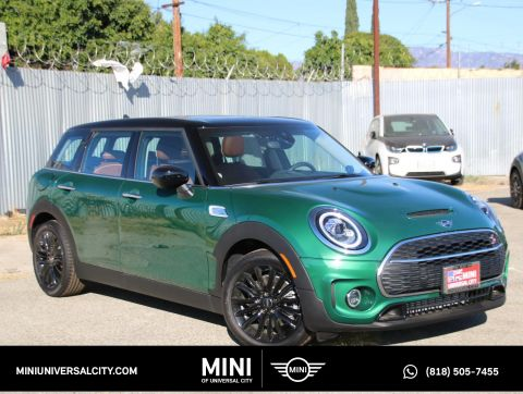 New 2020 MINI Cooper S Clubman S