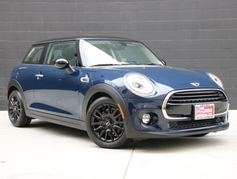 Certified Pre-Owned 2016 MINI Cooper Hardtop Cooper Hatchback 2D