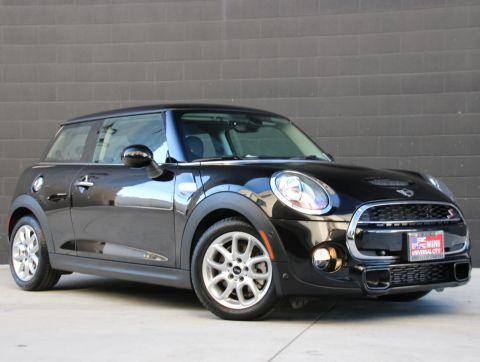 Pre-Owned 2018 MINI Hardtop 2 Door Cooper S Hatchback 2D