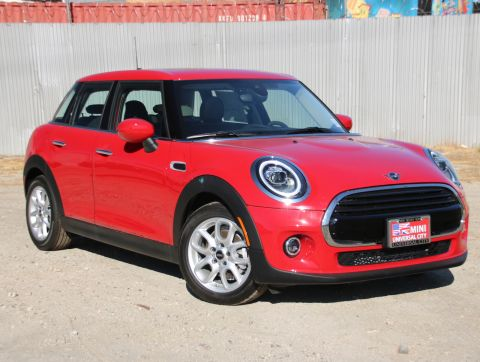 New 2020 MINI Hardtop 4 Door Cooper