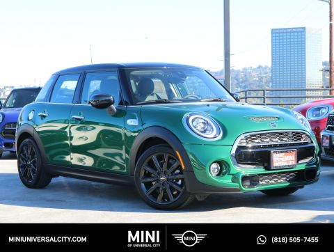 New 2020 MINI Hardtop 4 Door Cooper S