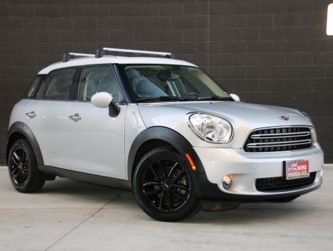 Certified Pre-Owned 2016 MINI Cooper Countryman Cooper Hatchback 4D