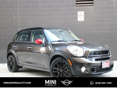Certified Pre-Owned 2016 MINI S Countryman S