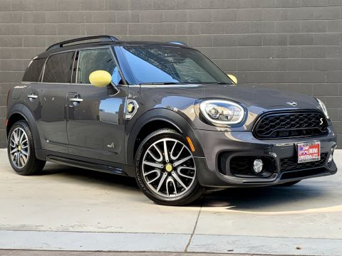 Pre-Owned 2019 MINI Countryman Cooper SE ALL4 Hatchback 4D