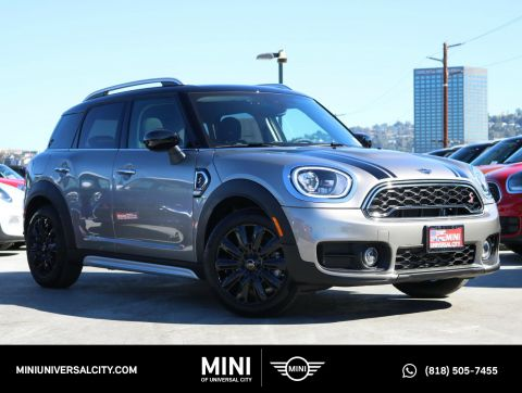 New 2020 MINI Cooper S Countryman S ALL4